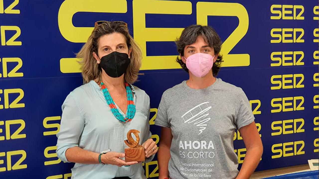 Lee más sobre el artículo Nena Sánchez y Amanda nos cuentan la unión entre Vejer y Ahora es Corto